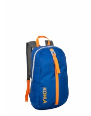 Plecak Hello! 12L - true blue/vermillon orange