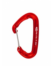 Karabinek Fly-Weight Evo - red
