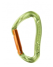 Karabinek Nimble Evo S - green/orange
