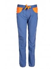 Spodnie wspinaczkowe damskie HEEL LADY bijou blue