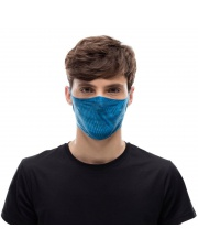 Maseczka BUFF® FILTER MASK KEREN BLUE