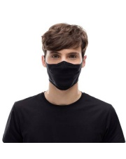 Maseczka BUFF® FILTER MASK SOLID BLACK