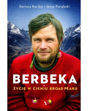 Książka Berbeka. Życie w cieniu Broad Peaku