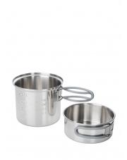 Garnek Stainless Steel Pot 1L