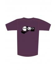 Koszulka termoaktywna Milo KOTZE plum violet