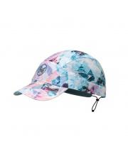 Letnia czapka BUFF® Czapka Do Biegania Pack Run Cap R-Irised Aqua