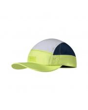 Letnia czapka BUFF® Czapka z daszkiem 5 Panels Cap DOMUS LIME L/XL Adult