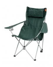 Składane krzesło Roanne - dark green