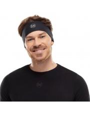 BUFF® Opaska Fastwick Headband R-SOLID BLACK