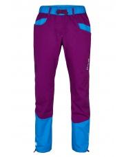 Damskie spodnie wspinaczkowe KULTI LADY dark violet/blue