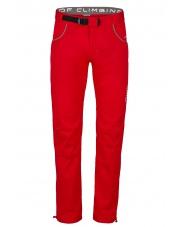 Spodnie wspinaczkowe JESEL red