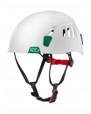 KASK WSPINACZKOWY MOON white/green
