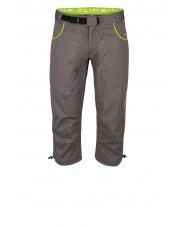 Spodnie wspinaczkowe 3/4 JESEL  grey