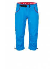 Spodnie wspinaczkowe 3/4 JESEL  blue