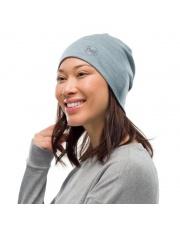 Buff Czapka Midweight Merino Wool Hat POOL MELANGE