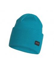 Czapka Buff Lifestyle Adult Knitted Hat NIELS DUSTY BLUE
