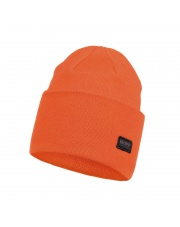 Czapka Buff Lifestyle Adult Knitted Hat NIELS TANGERINE