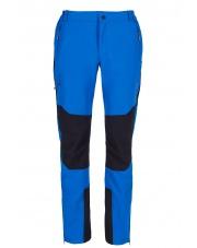 Spodnie trekingowe Milo  BRENTA blue/black